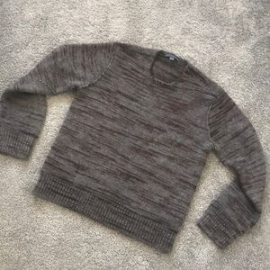 John Varvatos wool/alpaca sweater